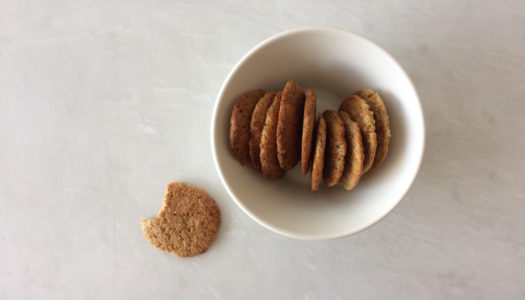 OAT ALMONDS COOKIES